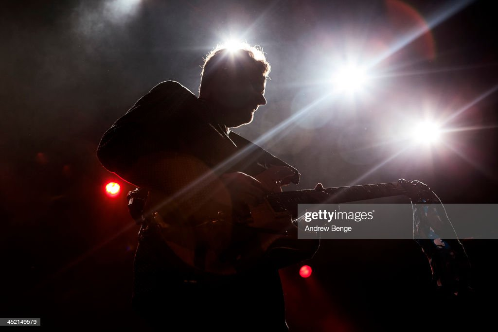 Kevin Hearn of Barenaked Ladies performs on stage at O2 Academy on November 26 2013 in Leeds United Kingdom