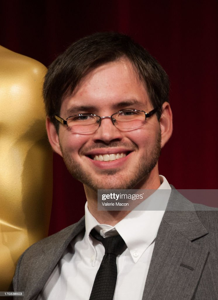 Kevin Herron attends The Academy Of Motion Picture Arts And Sciences' 40th Annual Student Academy Awards Ceremony at AMPAS Samuel Goldwyn Theater on...