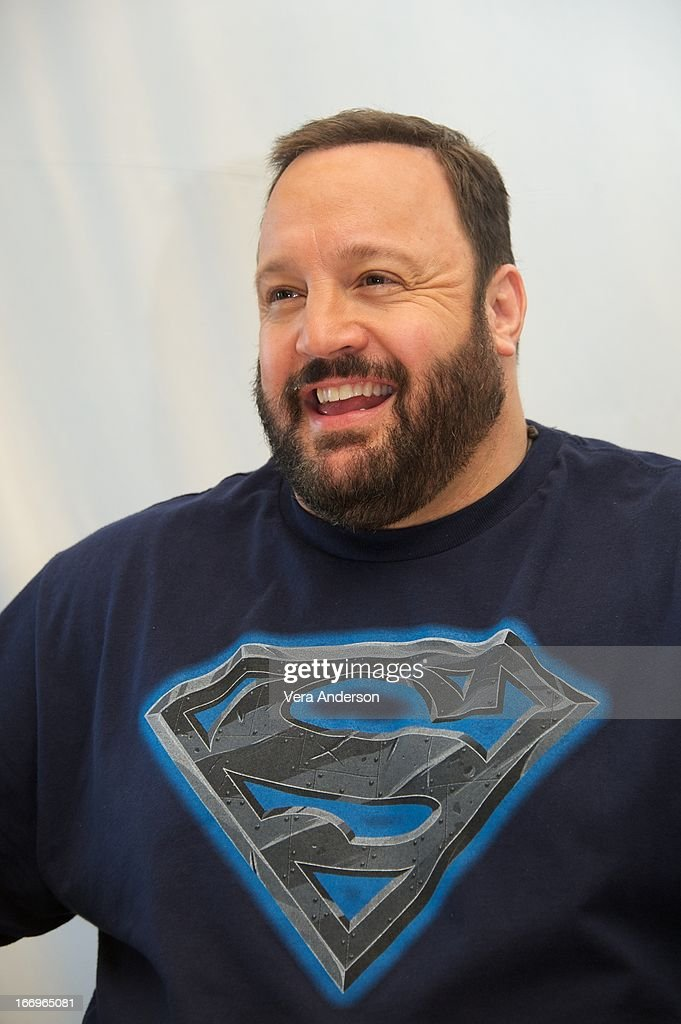 Kevin James at the 'Grown Ups 2' Press Junket on April 18, 2013 in Cancun, Mexico.