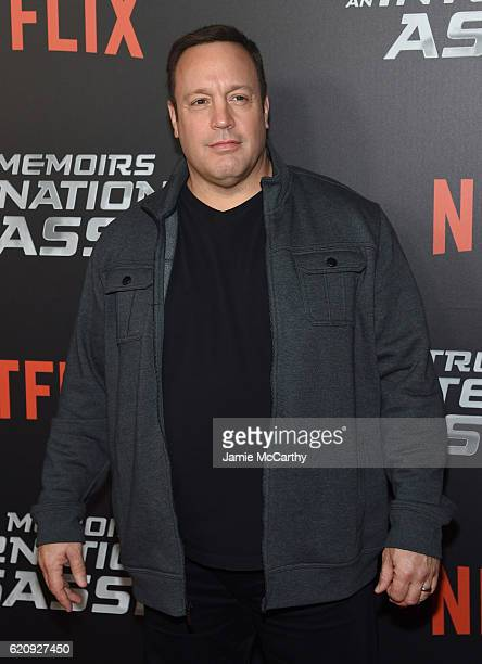 Kevin James attends 'True Memoirs Of An International Assassin' at AMC Lincoln Square Theater on November 3 2016 in New York City