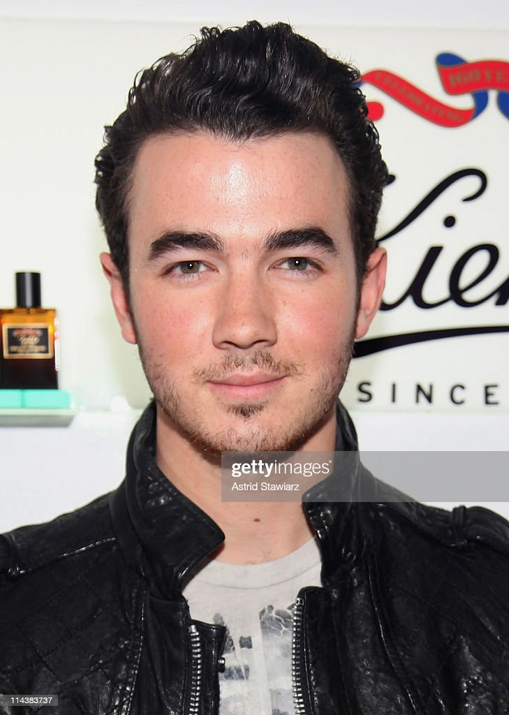 Kevin Jonas attends Kiehl's 160th anniversary celebration at Kiehl's Flagship Store on May 18, 2011 in New York City.