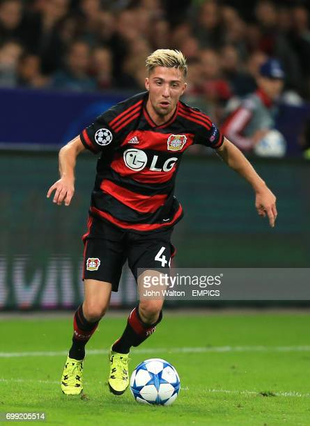 Kevin Kampl Bayer 04 Leverkusen