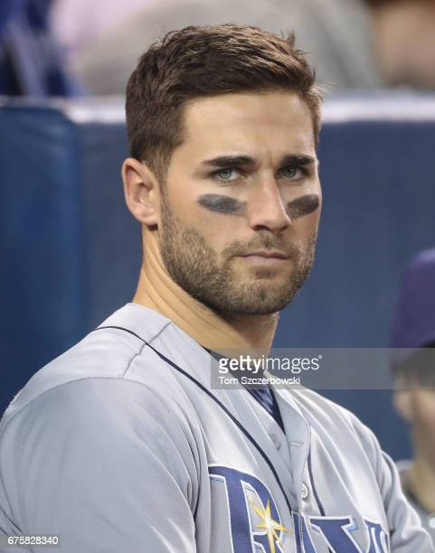 Kevin Kiermaier Stock Photos and Pictures | Getty Images