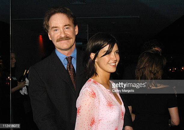 Kevin Kline and Phoebe Cates during The Museum of Modern Art Presents the 36th Annual Party in the Garden Honoring Steve Martin at Roseland Ballroom...