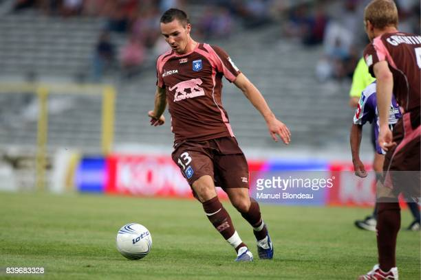 Kevin LEJEUNE Toulouse / Auxerre 7eme journee de Ligue 1