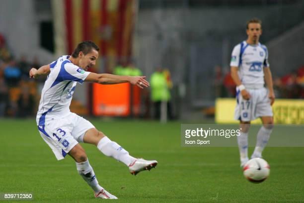 Kevin LEJEUNE Lens / Auxerre 10 eme journee de Ligue 1