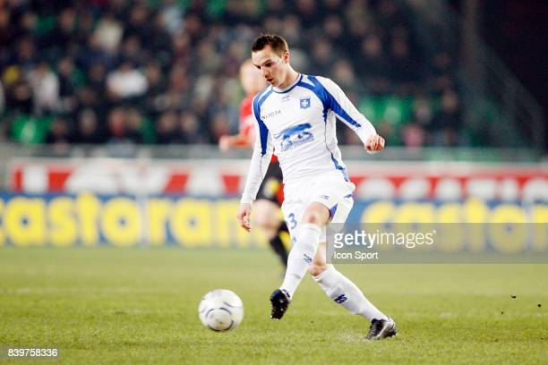 Kevin LEJEUNE Rennes / Auxerre 24eme Journee de Ligue 1
