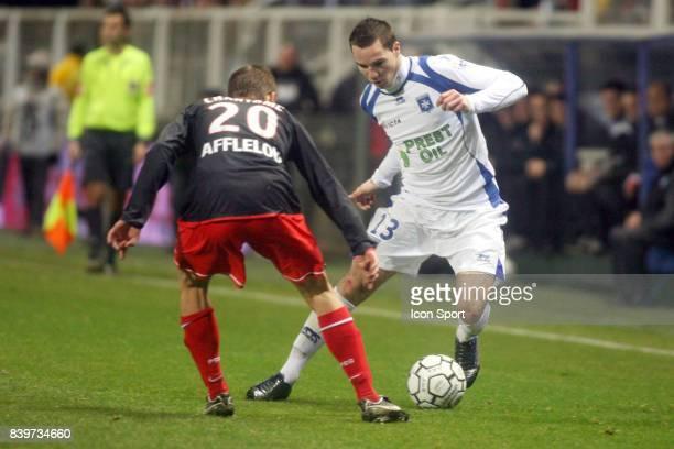 Kevin LEJEUNE Auxerre / PSG 17 eme journee de Ligue 1