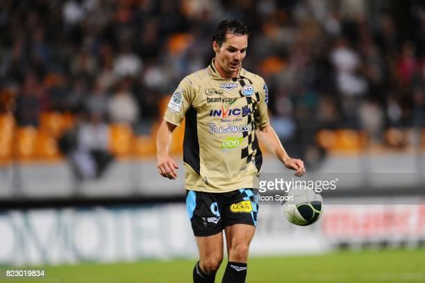 Kevin Lejeune Troyes / Tours 6eme journee de Ligue 2