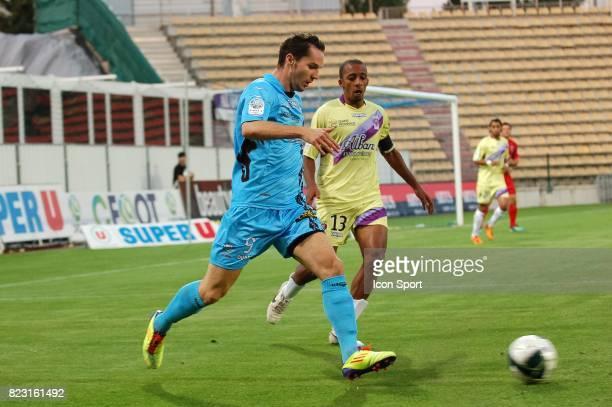 Kevin LEJEUNE Tours / Istres 7e journee Ligue 2