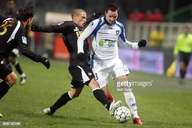 Kevin LEJEUNE Auxerre / Monaco 19eme journee de Ligue 1