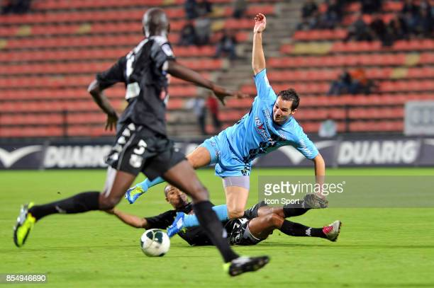 Kevin LEJEUNE Tours / Amiens 9e journee Ligue 2