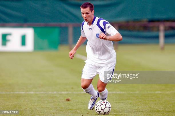 Kevin LEJEUNE UNFP / Auxerre Match amical Clairefontaine