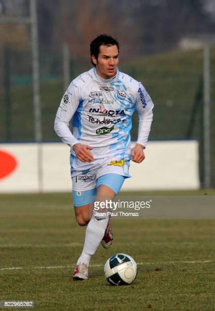 Kevin LEJEUNE Clermont Foot / Tours 21e journee Ligue 2