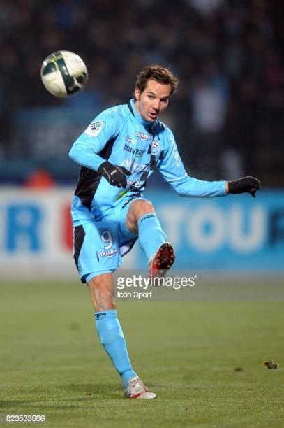 Kevin LEJEUNE Tours / Le Mans 16e journee Ligue 2