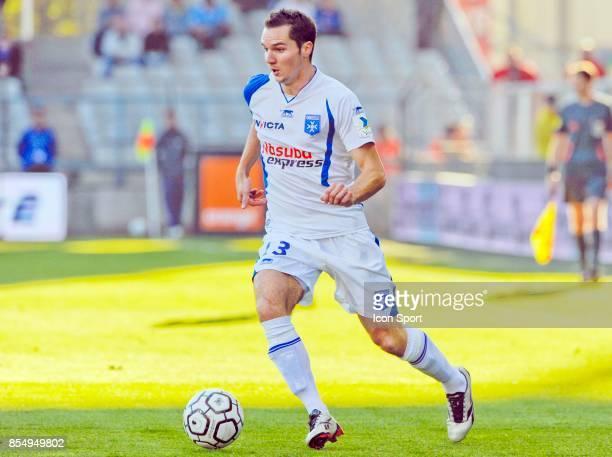 Kevin LEJEUNE Auxerre / Rennes 9eme journee de Ligue 1