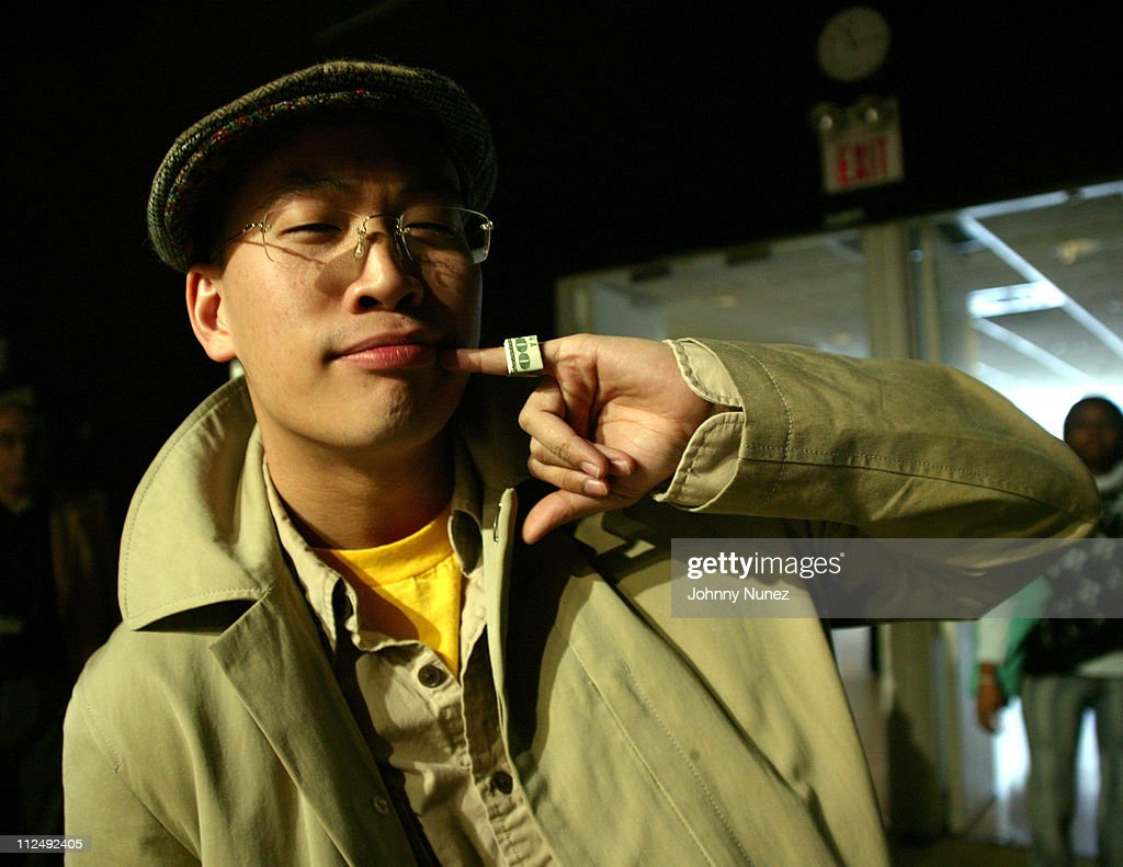 Kevin Leong chief creative designer of Phat Farm during Phat Farm and Baby Phat Style Remix Contest at Parson's School of Design March 31 2005 at...