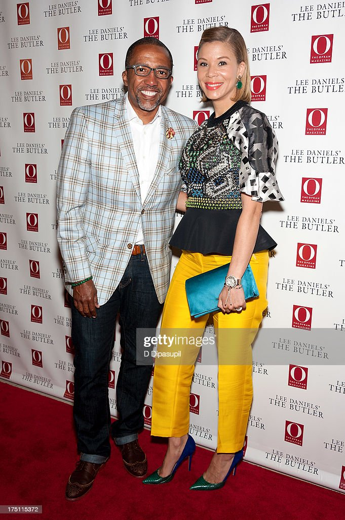 <a gi-track='captionPersonalityLinkClicked' href=/galleries/search?phrase=Kevin+Liles&family=editorial&specificpeople=236082 ng-click='$event.stopPropagation()'>Kevin Liles</a> (L) and wife Erika Liles attend 'The Butler' screening at Hearst Tower on July 31, 2013 in New York City.
