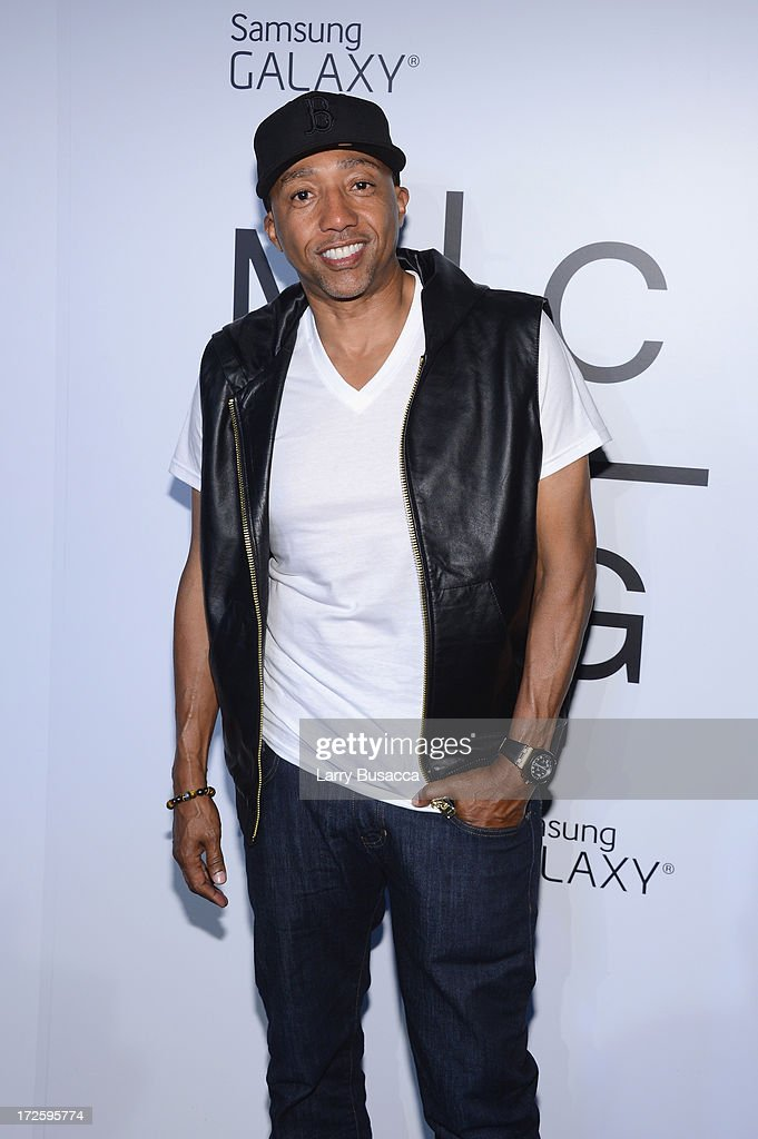 Kevin Liles attends JAY Z and Samsung Mobile's celebration of the Magna Carta Holy Grail album, available now through a customized app in Google Play and Samsung Apps exclusively for Samsung Galaxy S 4, Galaxy S III and Note II users on July 3, 2013 in Brooklyn City.