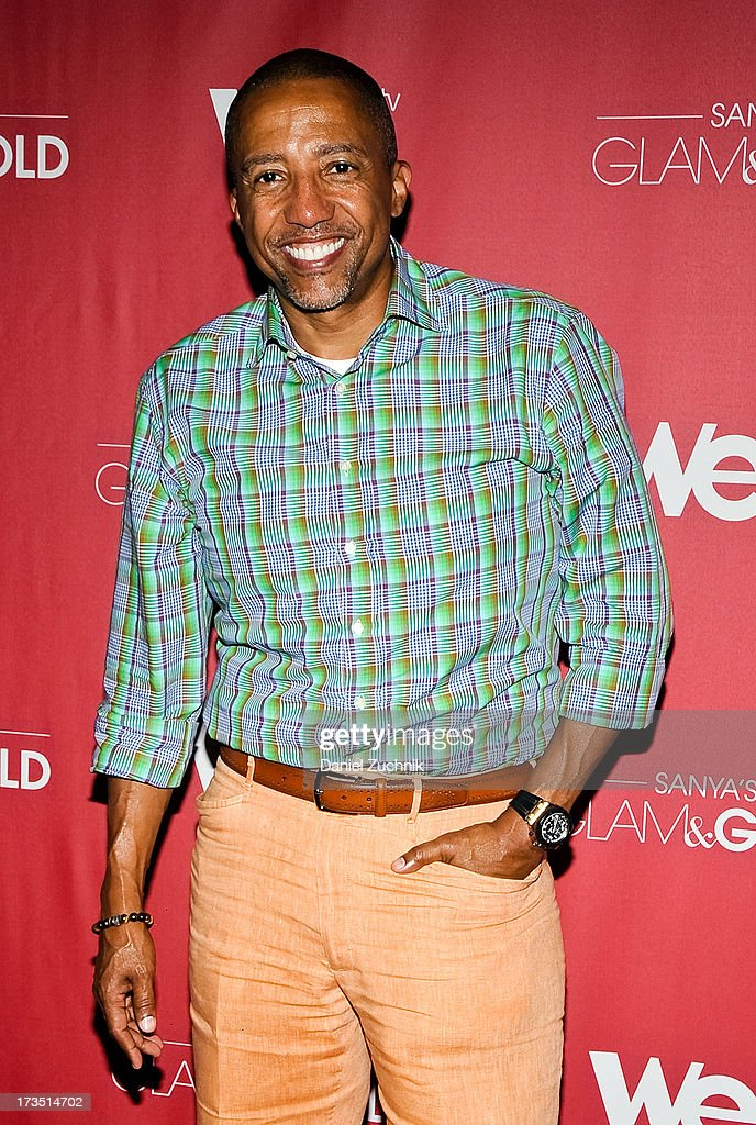 <a gi-track='captionPersonalityLinkClicked' href=/galleries/search?phrase=Kevin+Liles&family=editorial&specificpeople=236082 ng-click='$event.stopPropagation()'>Kevin Liles</a> attends 'Sanya's Glam And Gold' Series Premiere at the Gansevoort Hotel on July 15, 2013 in New York City.