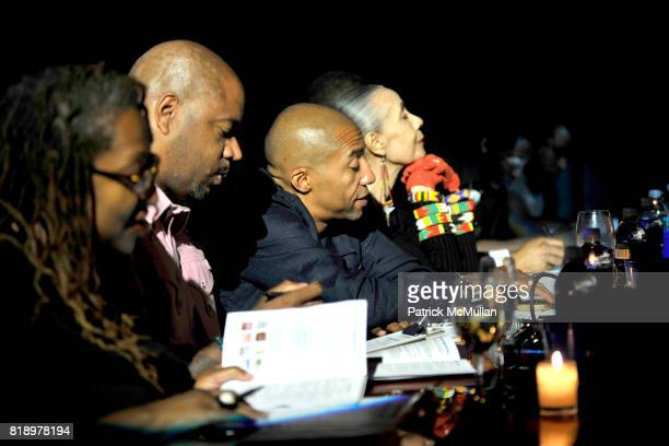 Kevin Liles attends The East Harlem School presents 2010 Spring Poetry Slam at Highline Ballroom on May 4 2010 in New York City