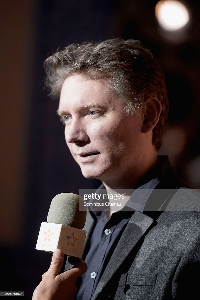 Kevin Macdonald attends the photocall of his movie 'How I Live Now' during 13th Marrakech International Film Festival on December 6 2013 in Marrakech...