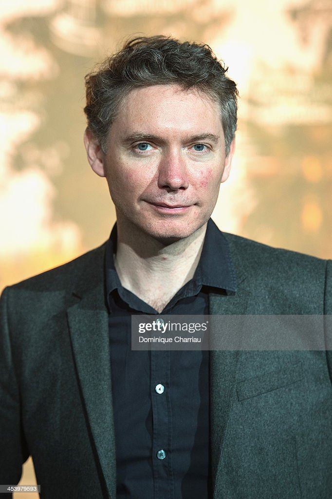 Kevin Macdonald poses for the photocall of his movie 'How I Live Now' during 13th Marrakech International Film Festival on December 6 2013 in...