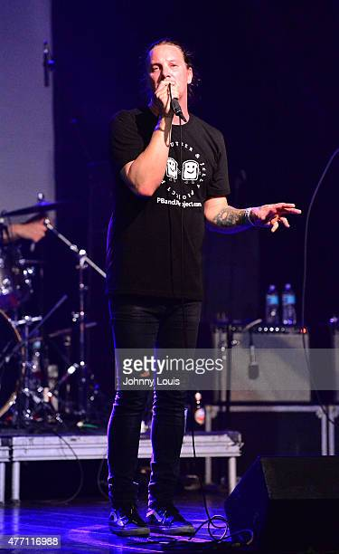 Kevin Martin of rock band Candlebox performs at Revolution Live on JUNE 13 2015 in Fort Lauderdale Florida presented by Peanut Butter Jelly Project...