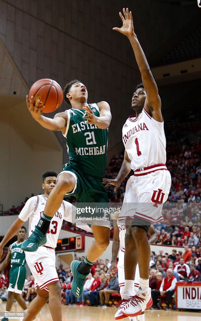 Eastern Michigan v Indiana