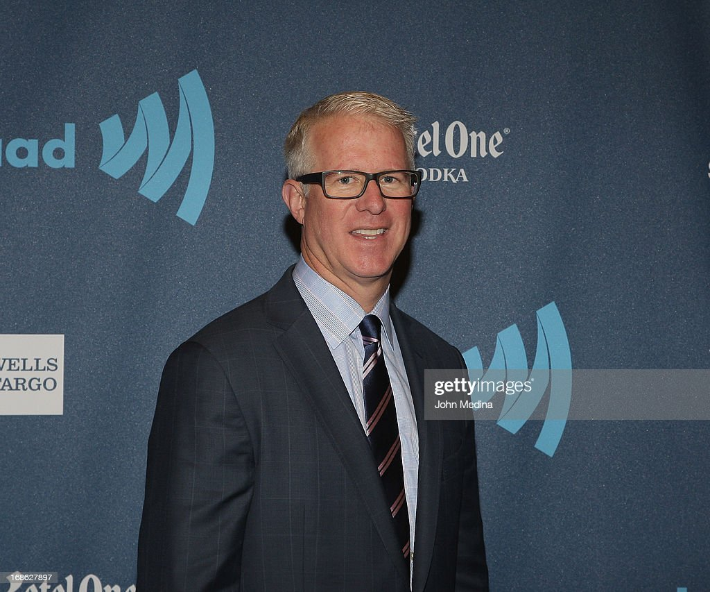 Kevin McClatchy attends the 24th Annual GLAAD Media Awards at the Hilton San Francisco - Union Square on May 11, 2013 in San Francisco, California.