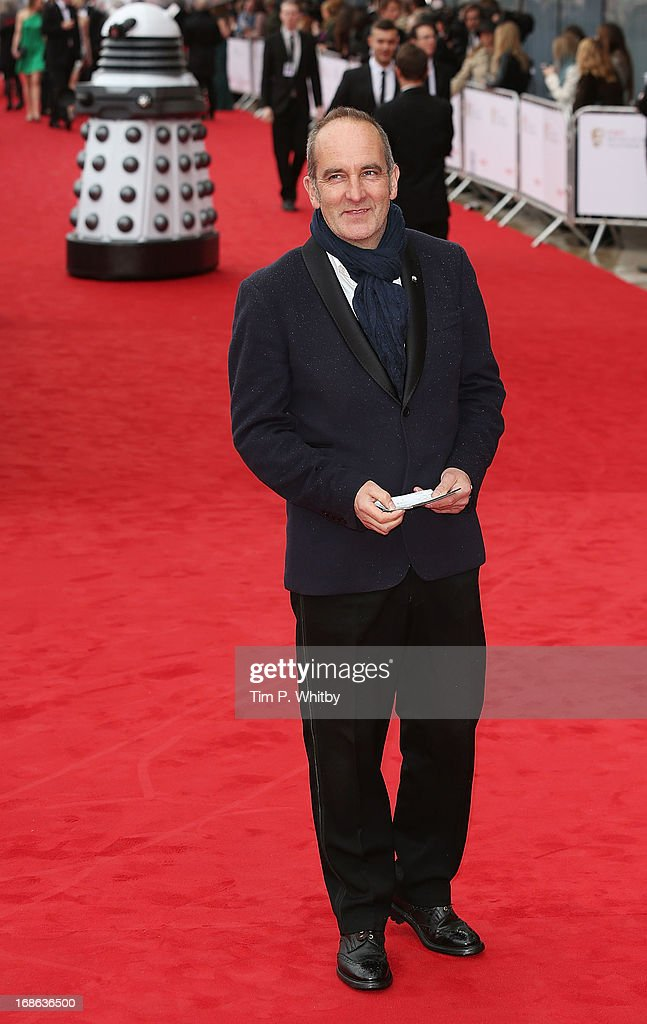 Kevin McCloud attends the Arqiva British Academy Television Awards 2013 at the Royal Festival Hall on May 12, 2013 in London, England.