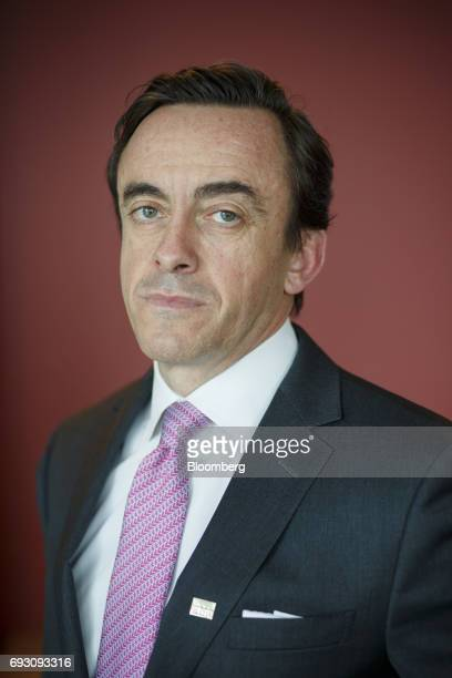 Kevin McCreadie president and chief investment officer of AGF Investments Inc poses for a photograph in Toronto Ontario Canada on Tuesday June 6 2017...