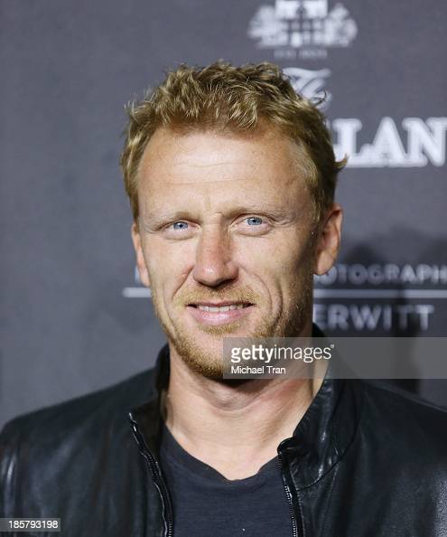 Kevin McKidd arrives at the debut of the 4th Edition of The Macallan Masters of Photography series by Elliott Erwitt held at Leica Gallery Los...