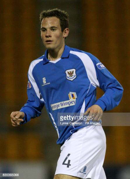 Kevin Moon St Johnstone