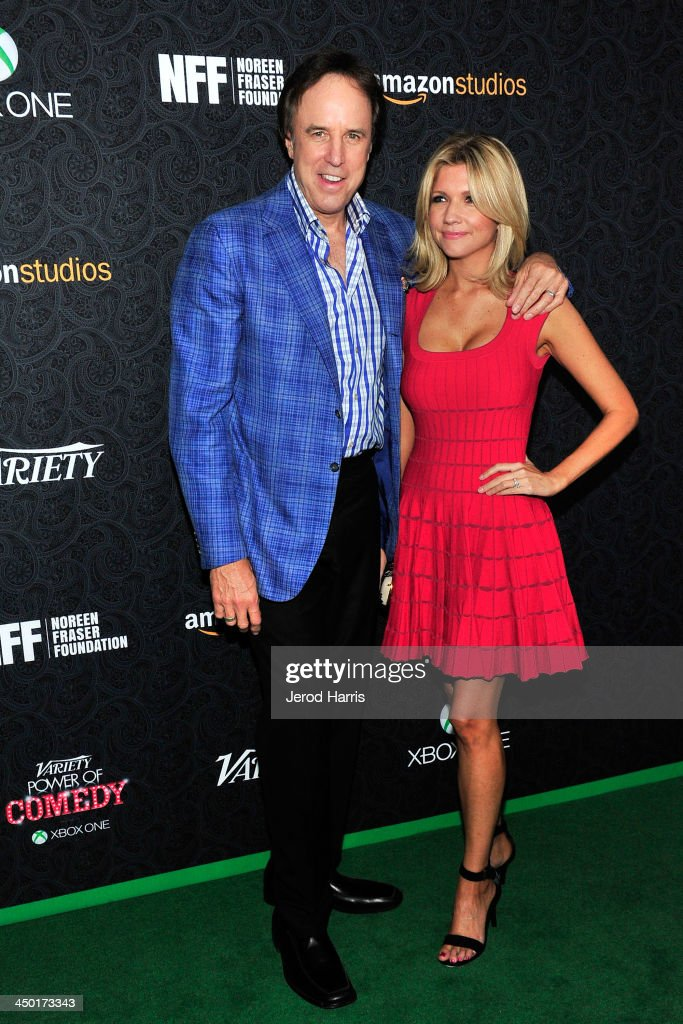 4th Annual Variety's Power Of Comedy Presented By Xbox One - Arrivals