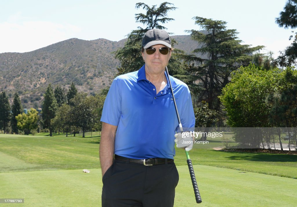 <a gi-track='captionPersonalityLinkClicked' href=/galleries/search?phrase=Kevin+Nealon&family=editorial&specificpeople=214104 ng-click='$event.stopPropagation()'>Kevin Nealon</a> attends the 2nd Annual Dennis Haysbert Humanitarian Foundation Celebrity Golf Classic at Lakeside Golf Club on August 26, 2013 in Burbank, California.