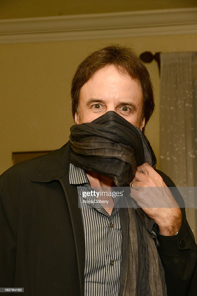 <a gi-track='captionPersonalityLinkClicked' href=/galleries/search?phrase=Kevin+Nealon&family=editorial&specificpeople=214104 ng-click='$event.stopPropagation()'>Kevin Nealon</a> attends the PETA President Ingrid E. Newkirkt launches 'Naked Truth' U.S. tour at the Ebell of Los Angeles event at The Wilshire Ebell Theatre on March 14, 2013 in Los Angeles, California.