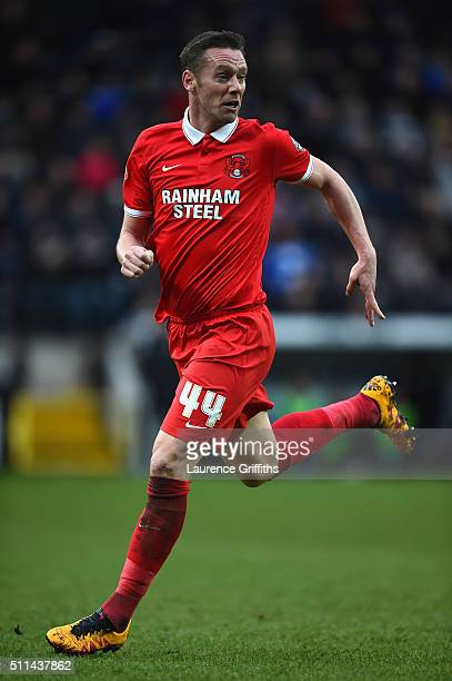 Kevin Nolan of Leyton Orient in action during the Sky Bet League Two match between Notts County and Leyton Orient at Meadow Lane on February 20 2016...