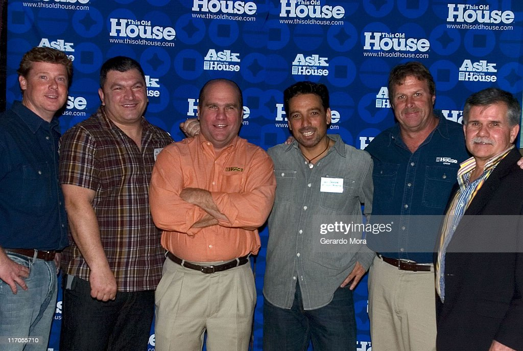 this old house's annual builder's show party at the house of blues