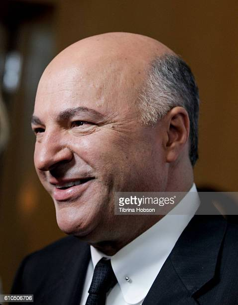 Kevin O'Leary attends the 'Shark Tank' season 8 premiere at Viceroy L'Ermitage Beverly Hills on September 23 2016 in Beverly Hills California