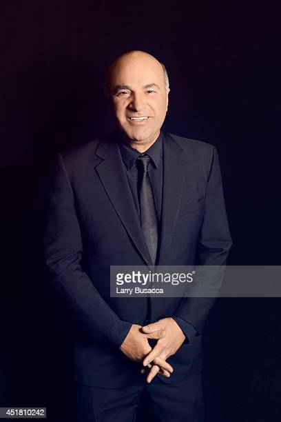Kevin O'Leary poses for a portrait at the 2014 Billboard Music Awards on May 18 2014 in Las Vegas Nevada