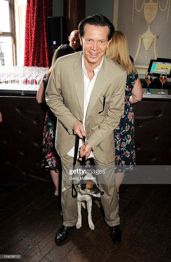 Kevin O'Sullivan attends the Dogs Trust Honours held at Home House on July 23, 2013 in London, England.