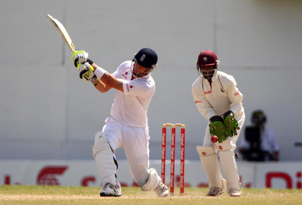 West Indies v England - 3rd Test Day Four : News Photo