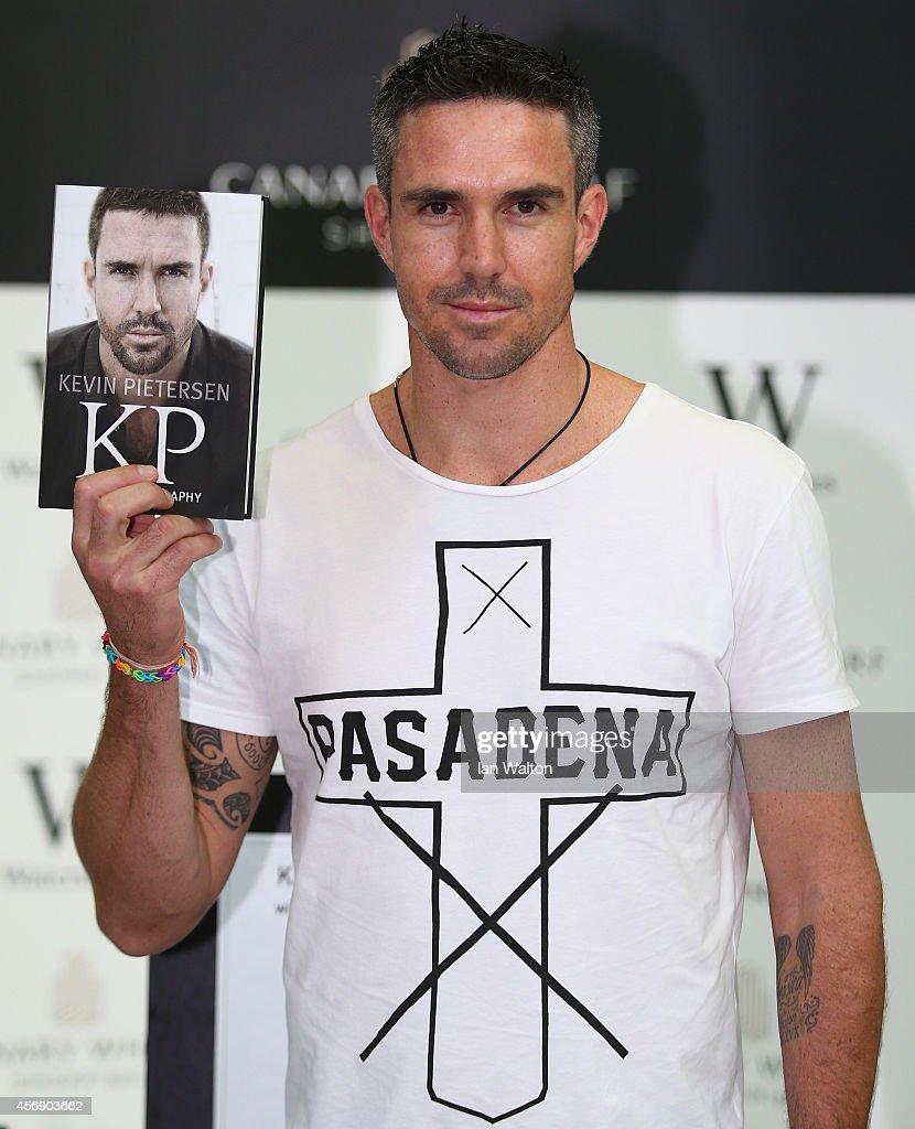 Kevin Pietersen Book Signing