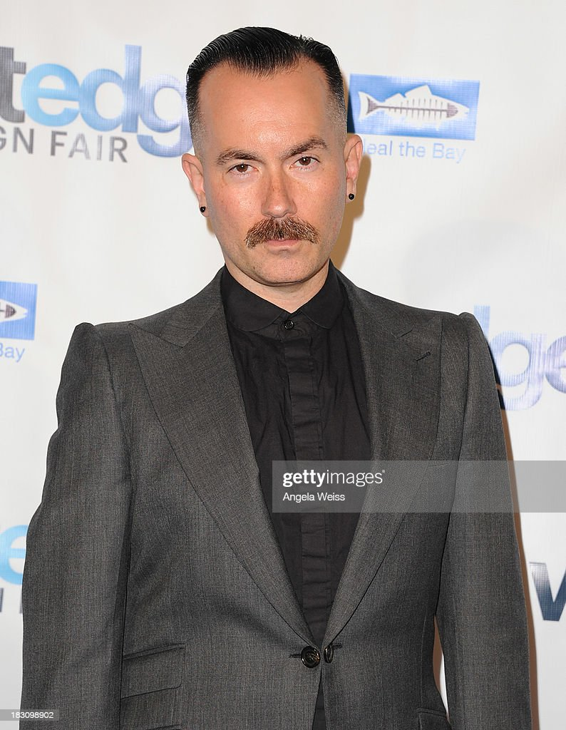 Kevin Posey attends the WestEdge Design Fair opening night benefiting Heal the Bay at Barker Hangar on October 3, 2013 in Santa Monica, California.