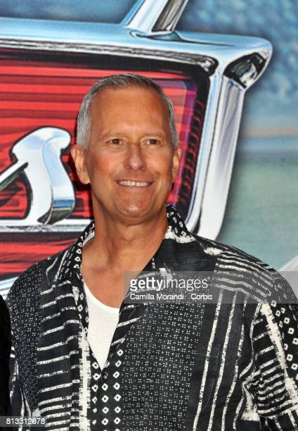 Kevin Reher attends a photocall for Cars 3 on July 12 2017 in Rome Italy