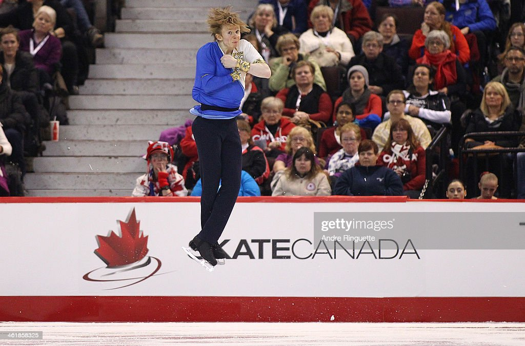 2014 Canadian Tire National Figure Skating Championships