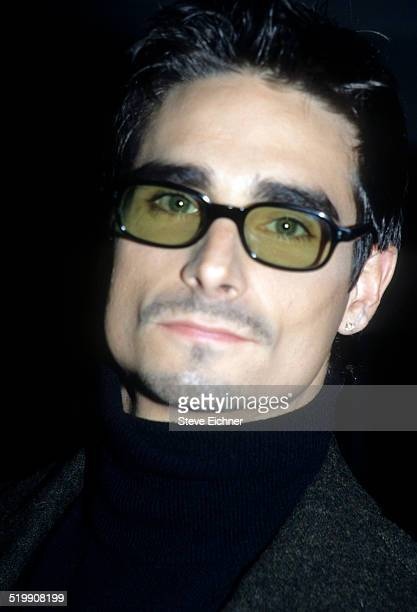 Kevin Richardson of Backstreet Boys at VH1 Fashion awards New York October 23 1998