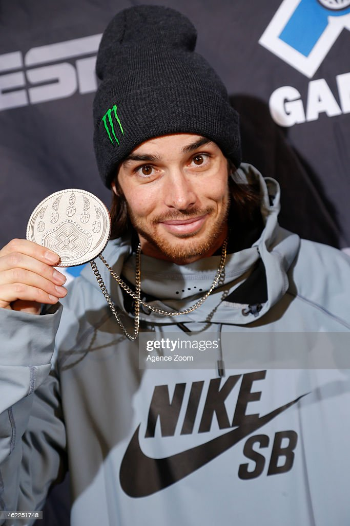 <a gi-track='captionPersonalityLinkClicked' href=/galleries/search?phrase=Kevin+Rolland&family=editorial&specificpeople=4840688 ng-click='$event.stopPropagation()'>Kevin Rolland</a> of France takes 2nd place during the Winter X Games Men's Ski Superpipe on January 25, 2015 in Aspen, USA.