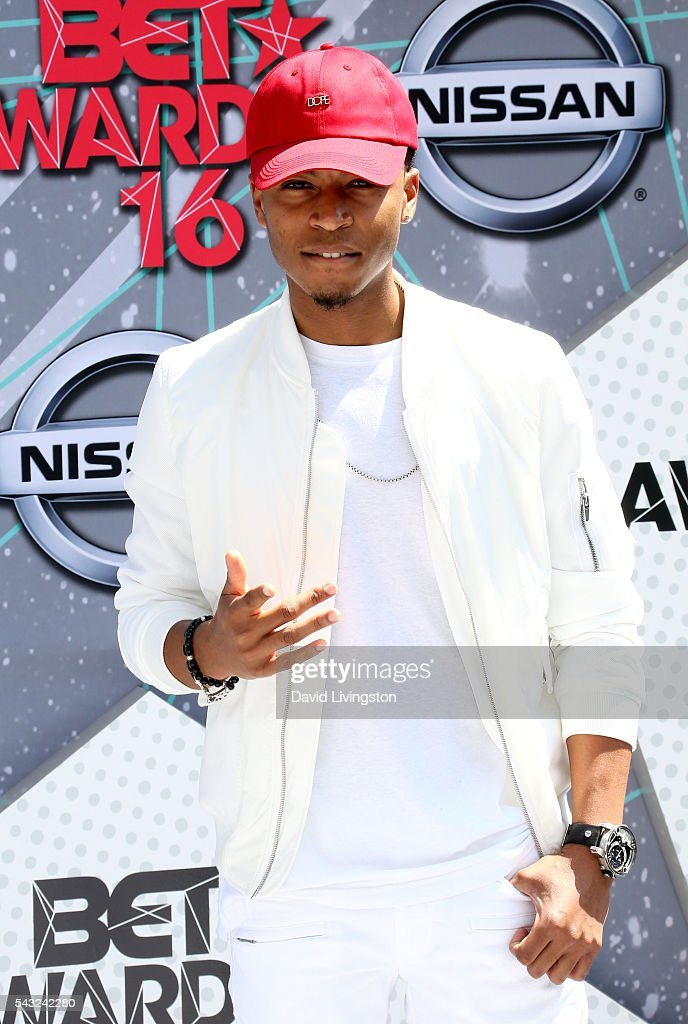 Kevin Ross attends the 2016 BET Awards at Microsoft Theater on June 26, 2016 in Los Angeles, California.
